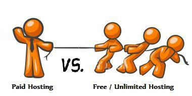 Free Hosting VS. Free Hosting