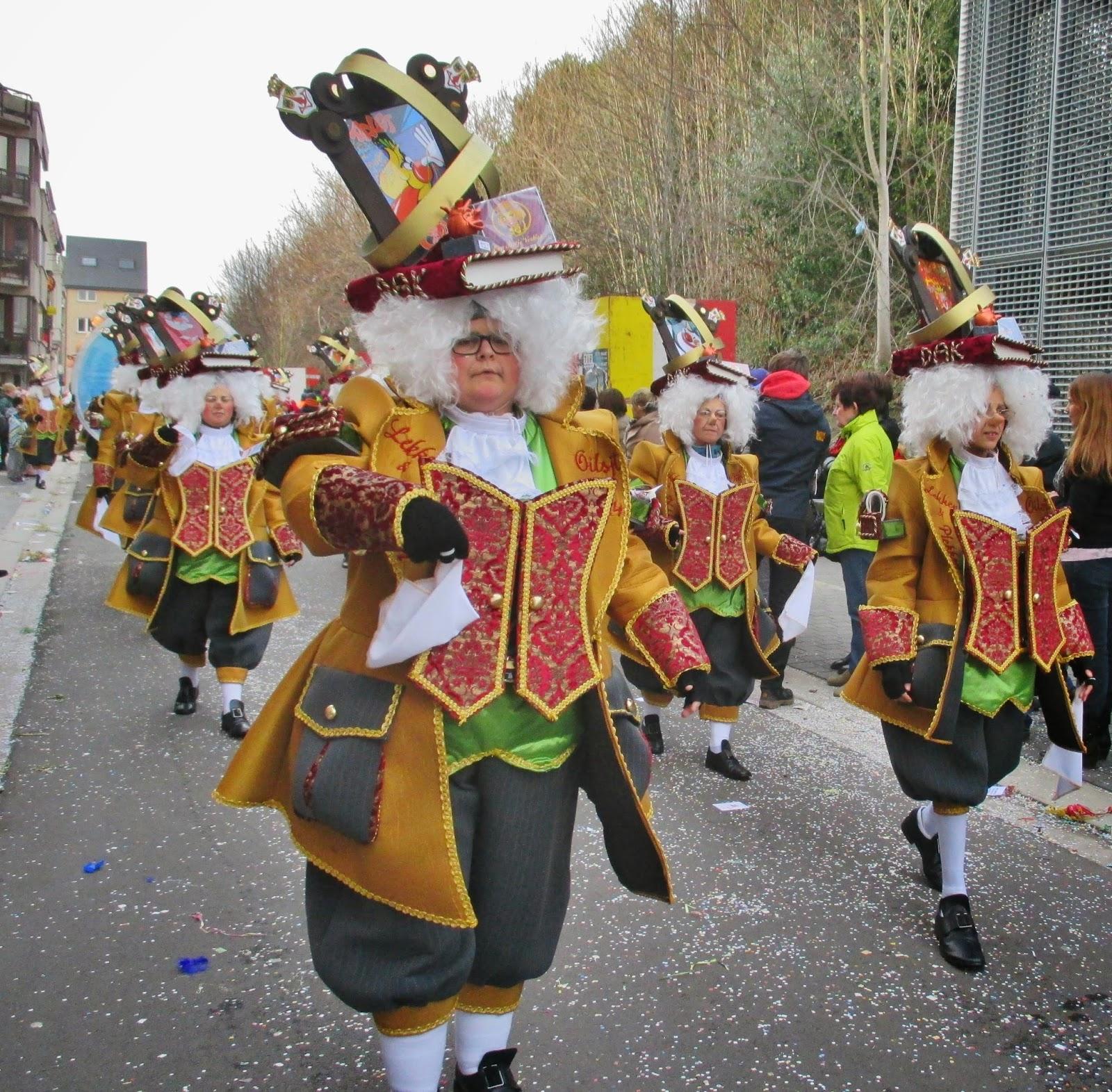Carnaval Aalst foto- en videoblog: AKV De Steijnzoeln