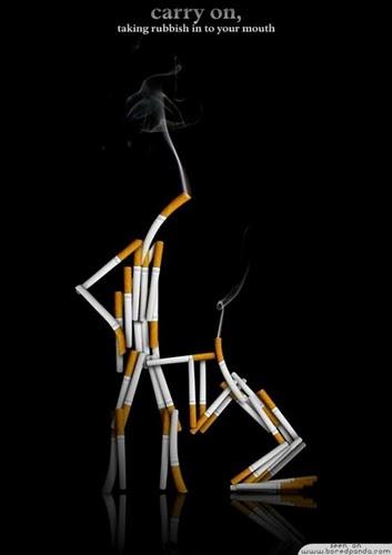 Perbedaan Merokok Dan Dirokok [ www.BlogApaAja.com ]