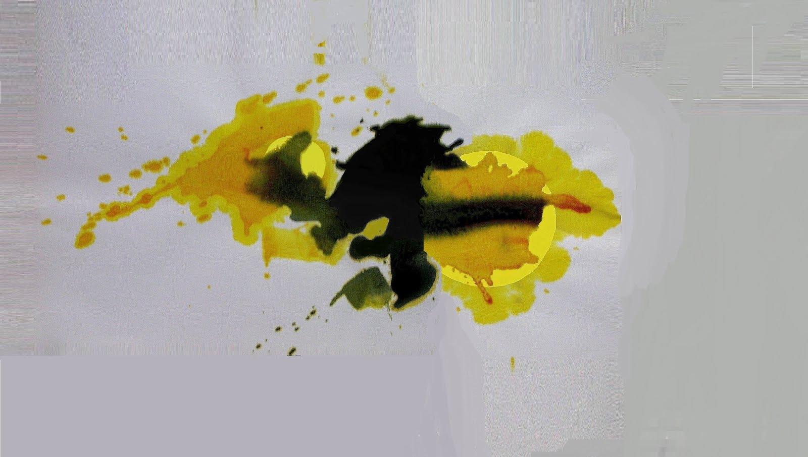 Amarillo, ocre, negro III.