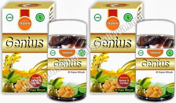 adalah formula herbal khusus yang diramu dari herbal pilihan untuk Generasi Hebat & Cerdas.