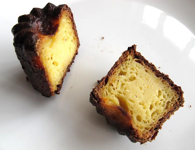 Cannelé - Pâtisserie Mori Yoshida