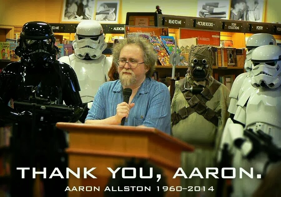 RIP Aaron Allston Star Wars writer