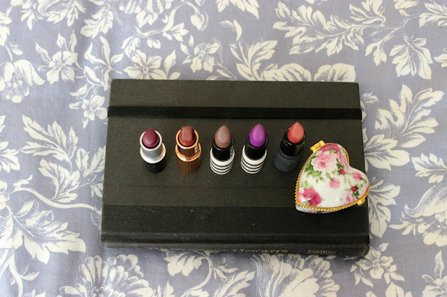 Picture of Top 5 Autumn Lipsticks