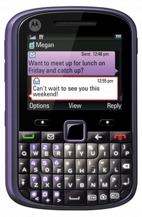 Motorola GRASP for U.S. Cellular announced