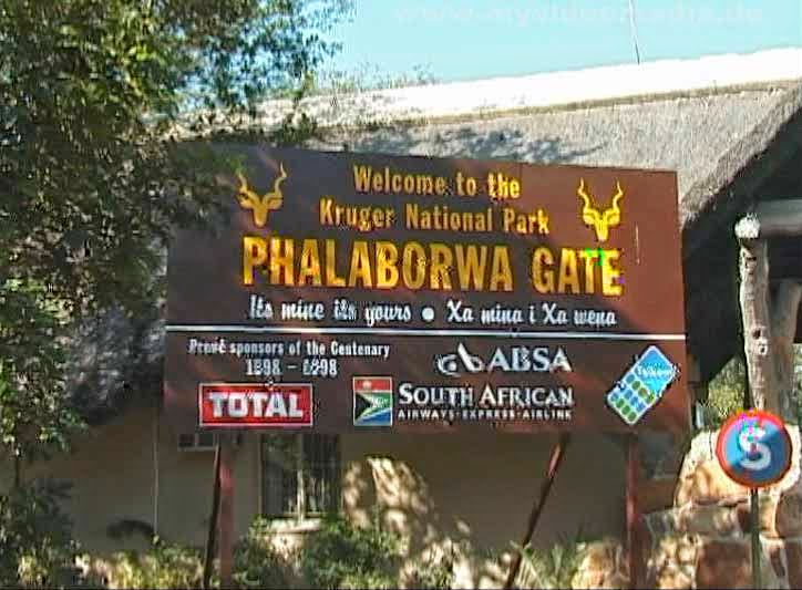 Phalaborwa Gate Kruger National Park