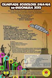OLIMPIADE SOSIOLOGI UNNES 2013