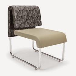 Two Tone Lobby Chair
