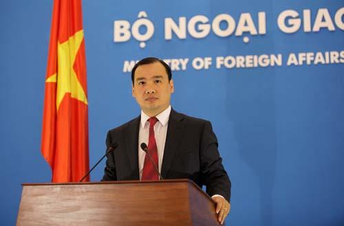 Việt Nam lên án vụ đánh bom ở Thái Lan