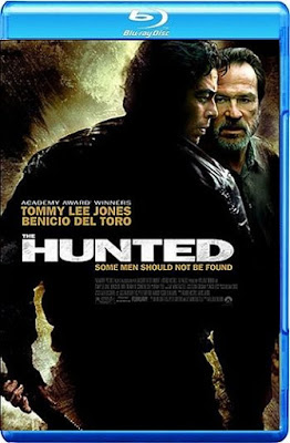 The Hunted (2003) English Movie BluRay 720p 850mb Download