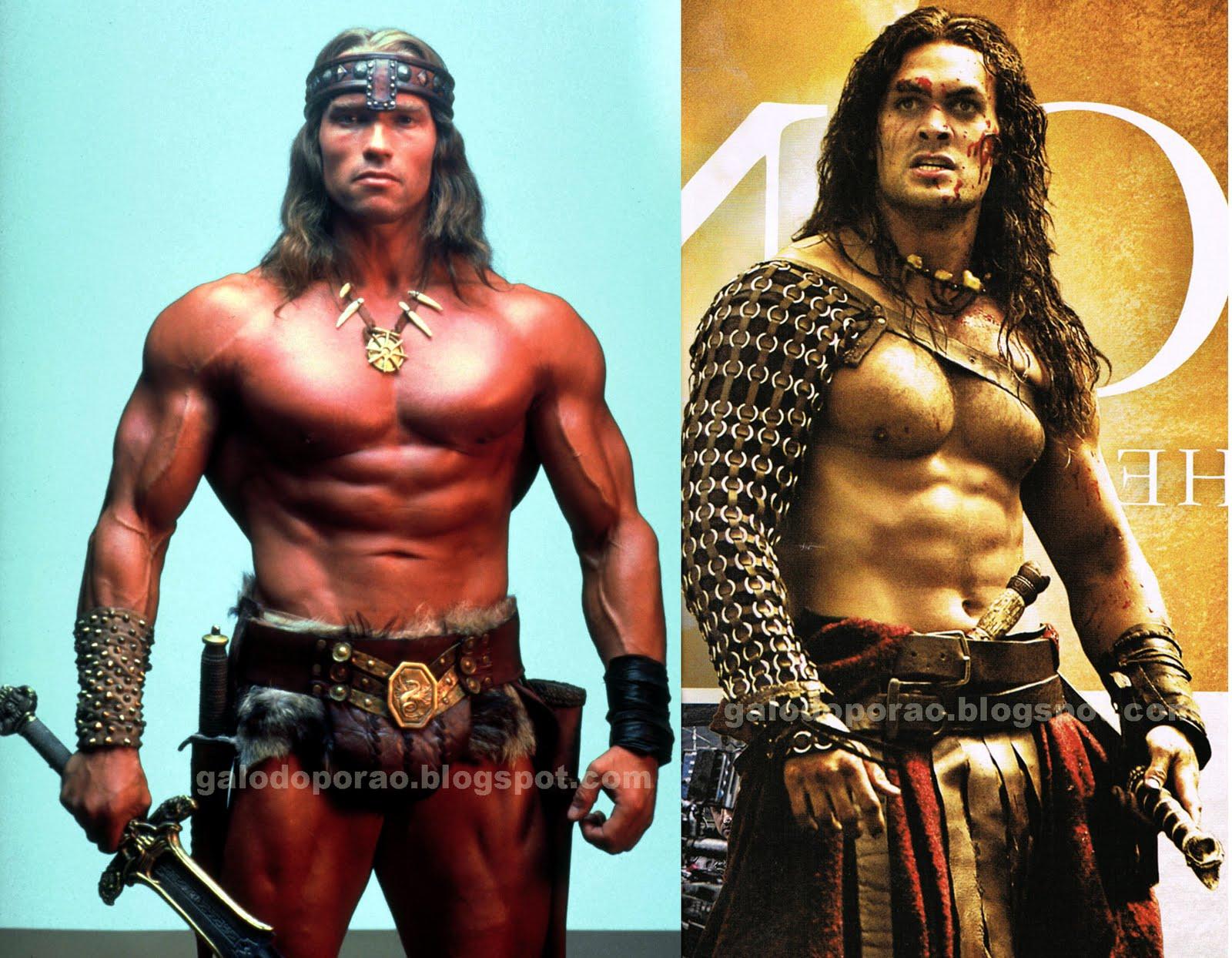Conan 2011 Beautiful ponto de vista: conan - 2011 (conan, the barbarian)