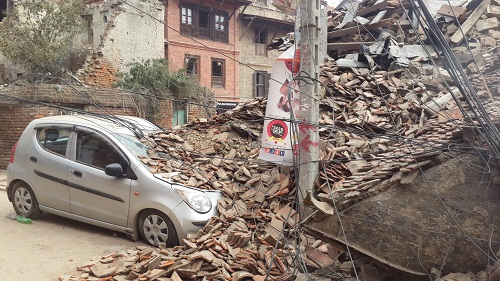 earthquake nepal april 2015
