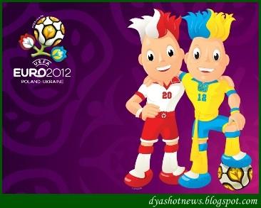 Hal Menarik Selama Euro 2012