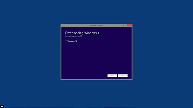 Downloading Microsoft Windows 10 Home x64/64-Bit English Retail ISO Images To Disk.