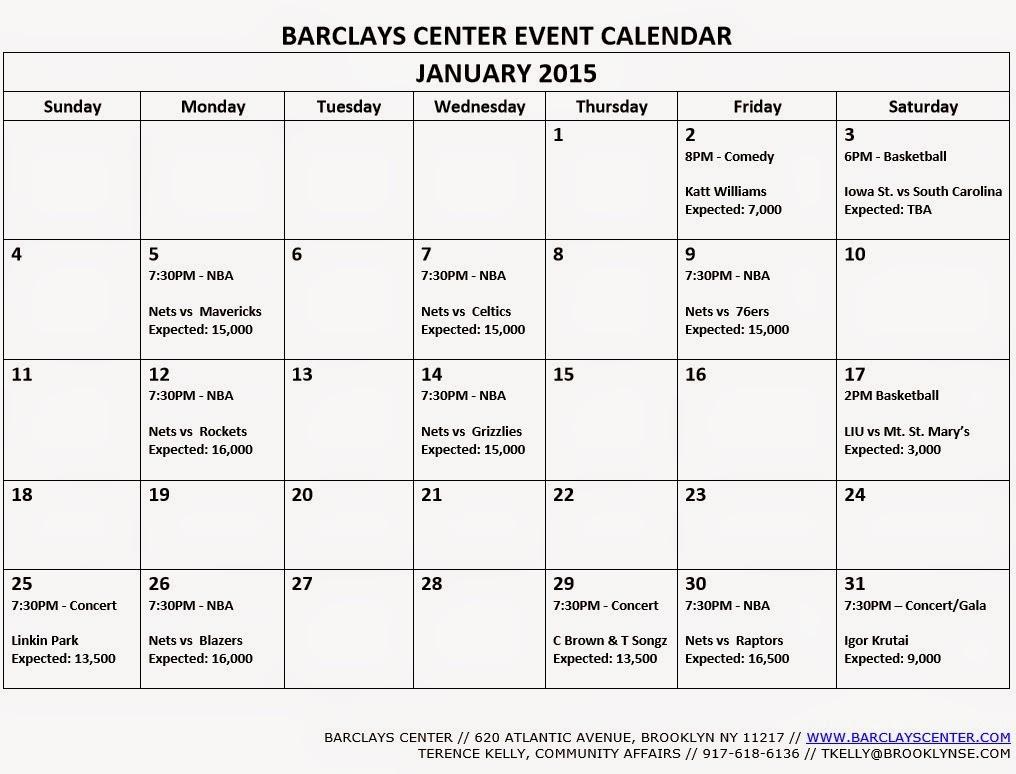 Calendar Of Events December 2015   Calendar Template 2016