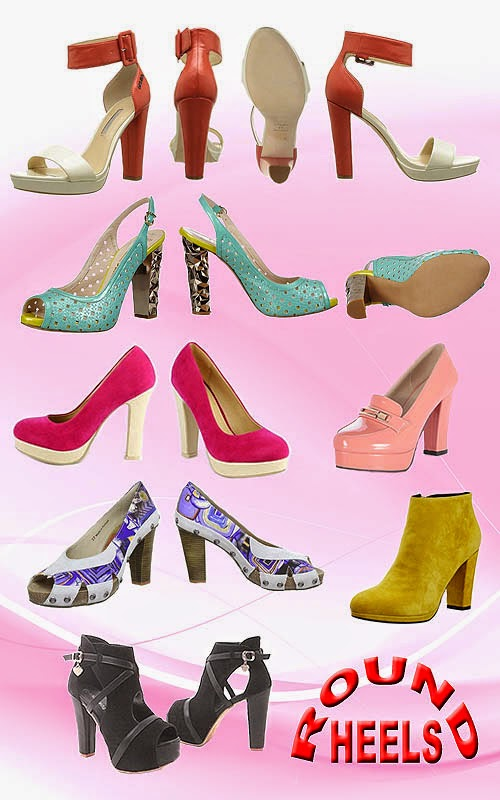 Round Heels Shoes