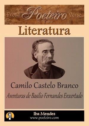Aventuras de Basílio Fernandes Enxertado, de Camilo Castelo Branco grátis em pdf