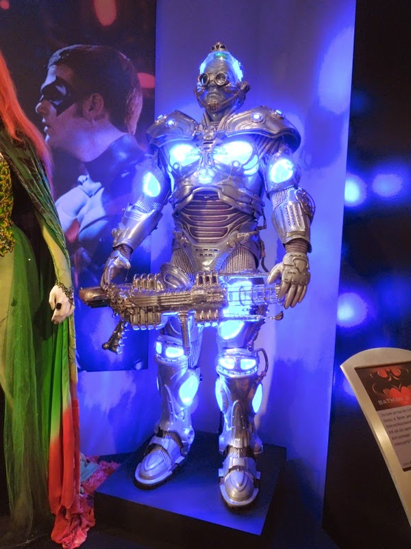 Schwarzenegger Mr Freeze Batman Robin film costume