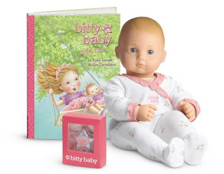 American Girl Bitty Baby 2013