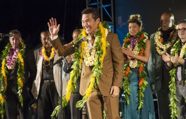 Hawaii Five-0 - Season 5 - Sunset on the Beach Premiere Photos