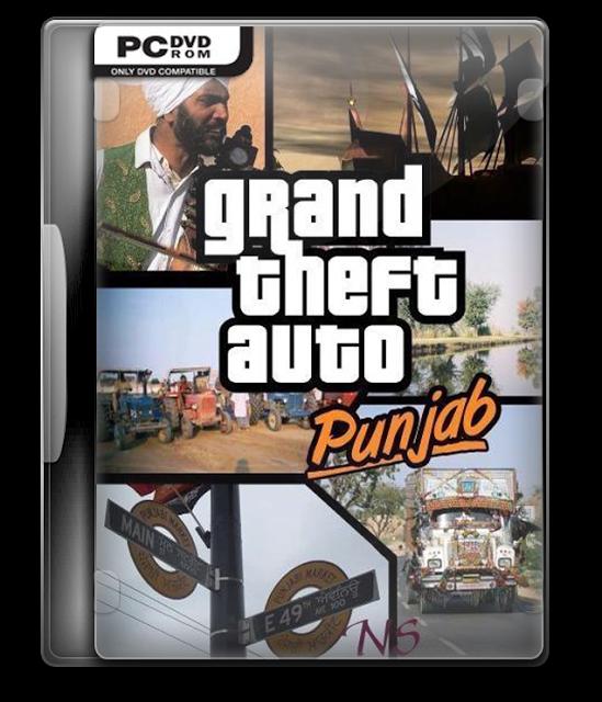 free  gta punjab game setup for windows 7