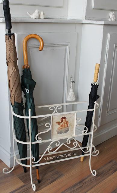 Brocante, barok paraplubak