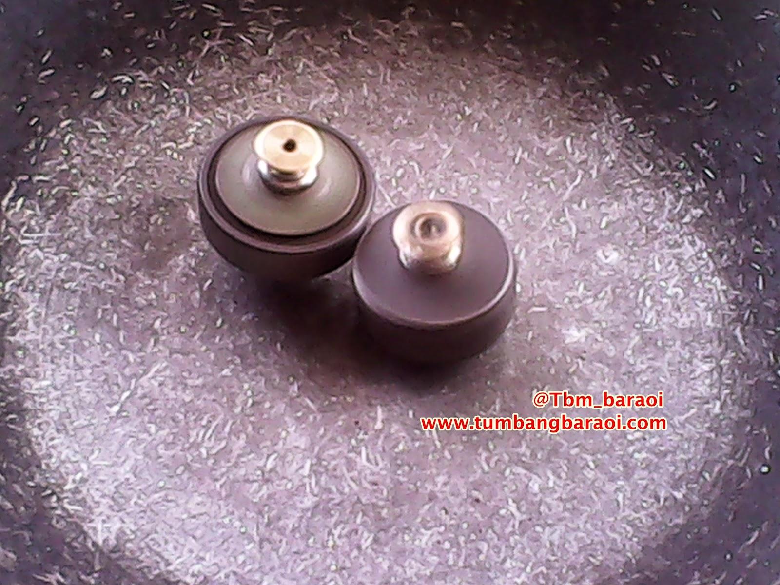 Bahan bekas untuk membuat gasing (beyblade)