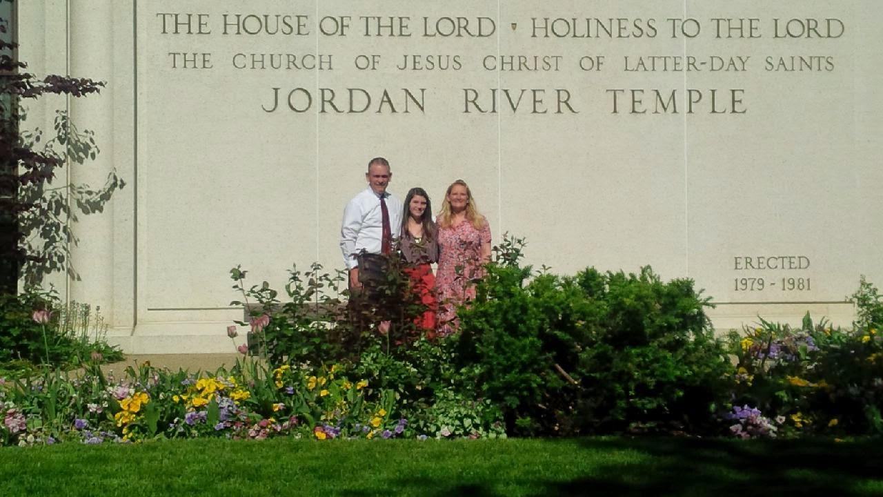 The Jordan River Temple