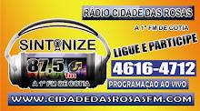 Rádio Cidade das Rosas 87.5 FM