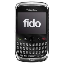 Unlock Fido Blackberry Curve 3G 9300