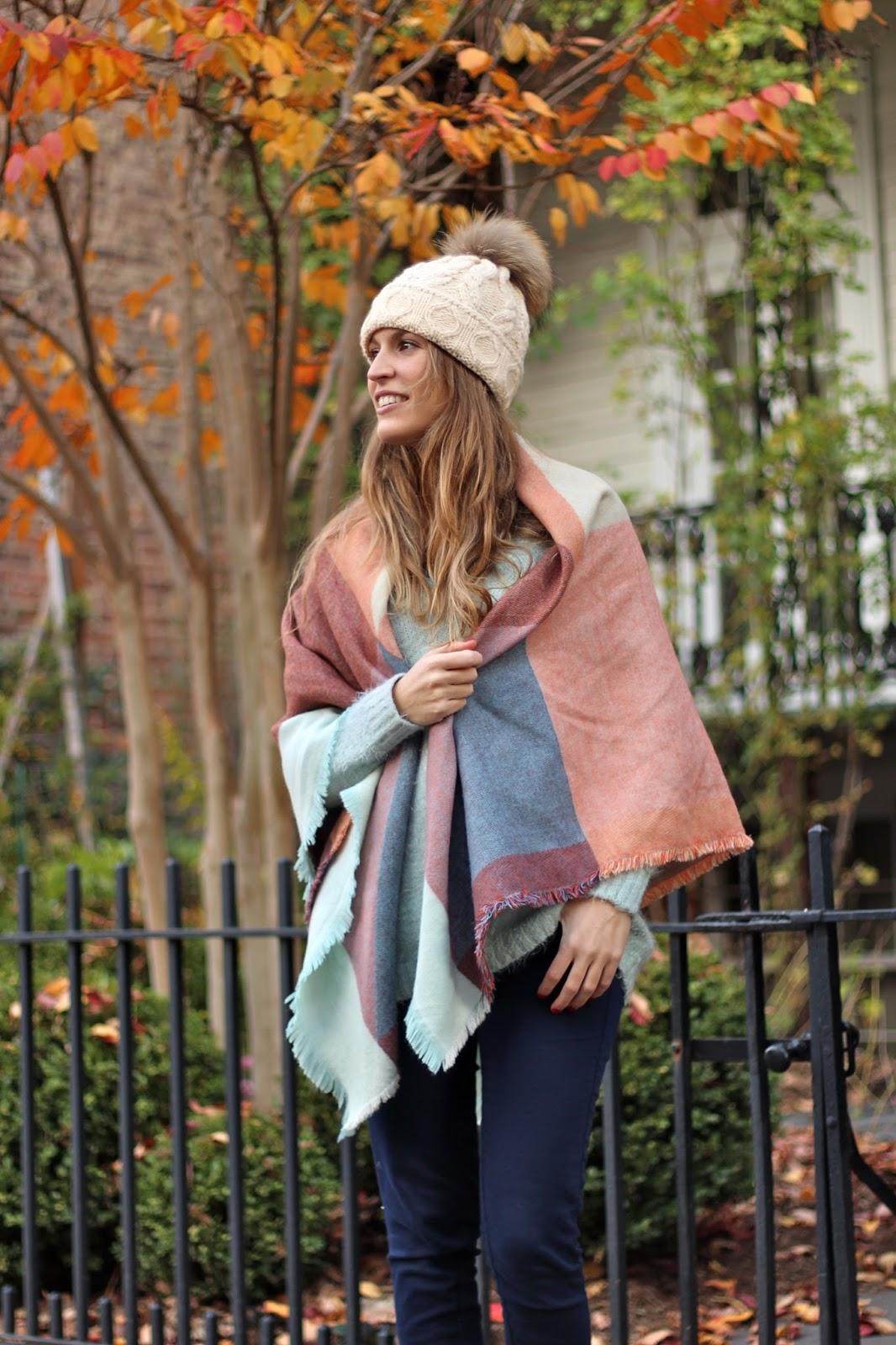 como llevar una bufanda