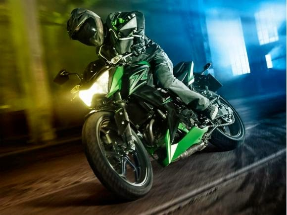Kawasaki Z 300 Naked Bike