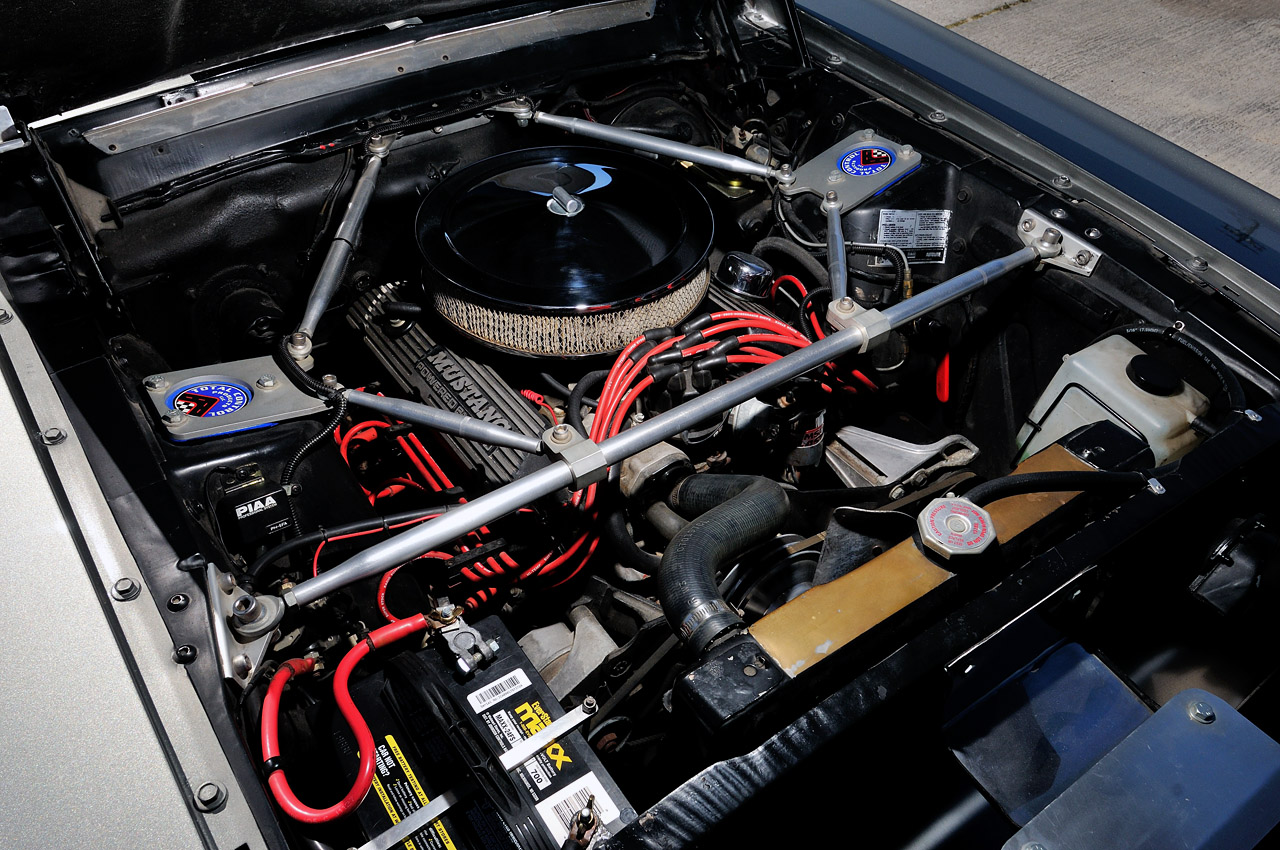 Gone in 60 Seconds 1967 Shelby GT500