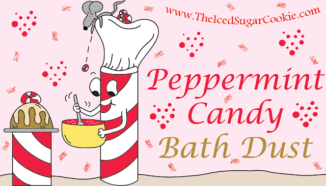 Peppermint Bath Salts, Bath Soaks, Bath Bombs, Bath Fizzies Christmas