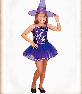 fantasia Halloween para meninas