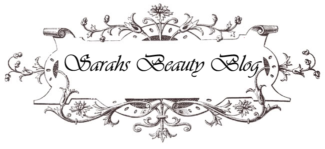 Sarahs beauty blog