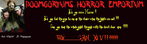 Doomgoryums Horror Emporium