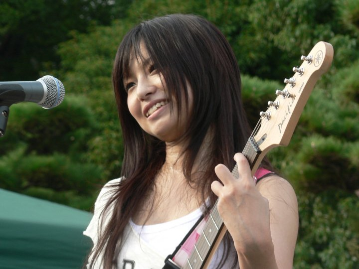 Haruna Ono Leader Photo Smile