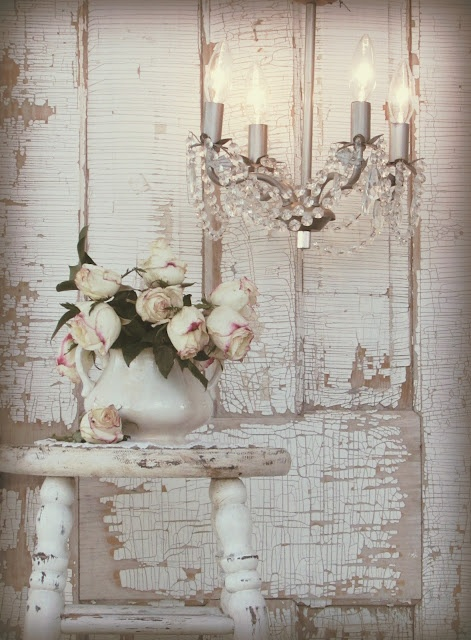 Lia leuk interieur advies lovely interior advice shabby chic in white Shabby chic style interieur
