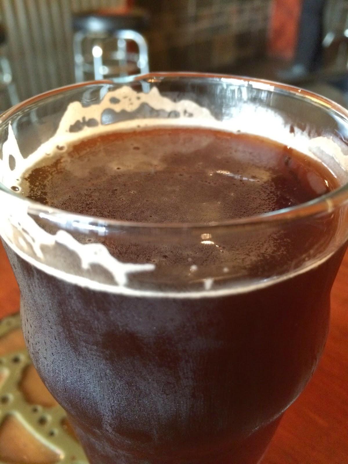 Southgate Brewing Pecan Brown Ale 2