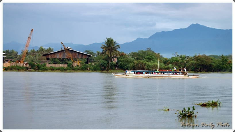 Butuan Philippines  city images : Butuan Daily Photo: Agusan River One Afternoon