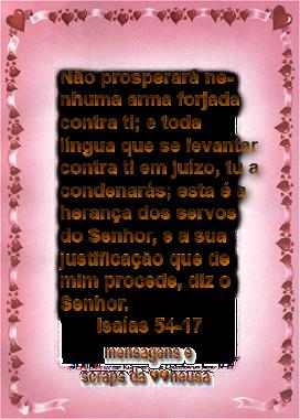 Promessa de Deus, para você!