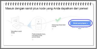 verifikasi 2 Langkah