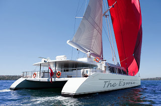 50 Shades Catamaran