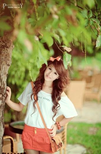 Album ảnh đẹp girl xinh Việt Nam - Ảnh 12