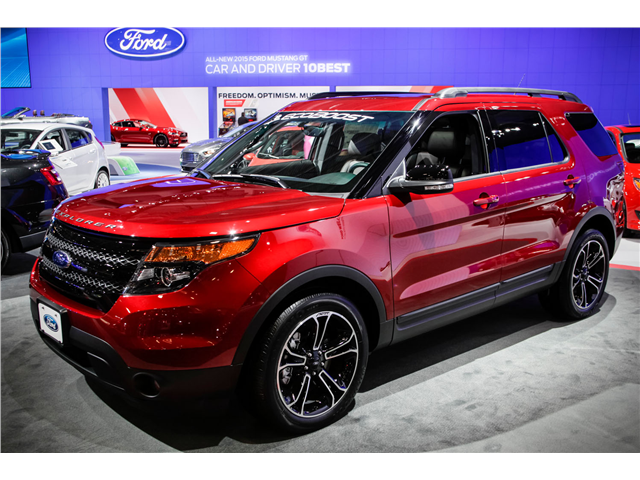 new auto cars 2015 ford explorer review specs and photos. Black Bedroom Furniture Sets. Home Design Ideas