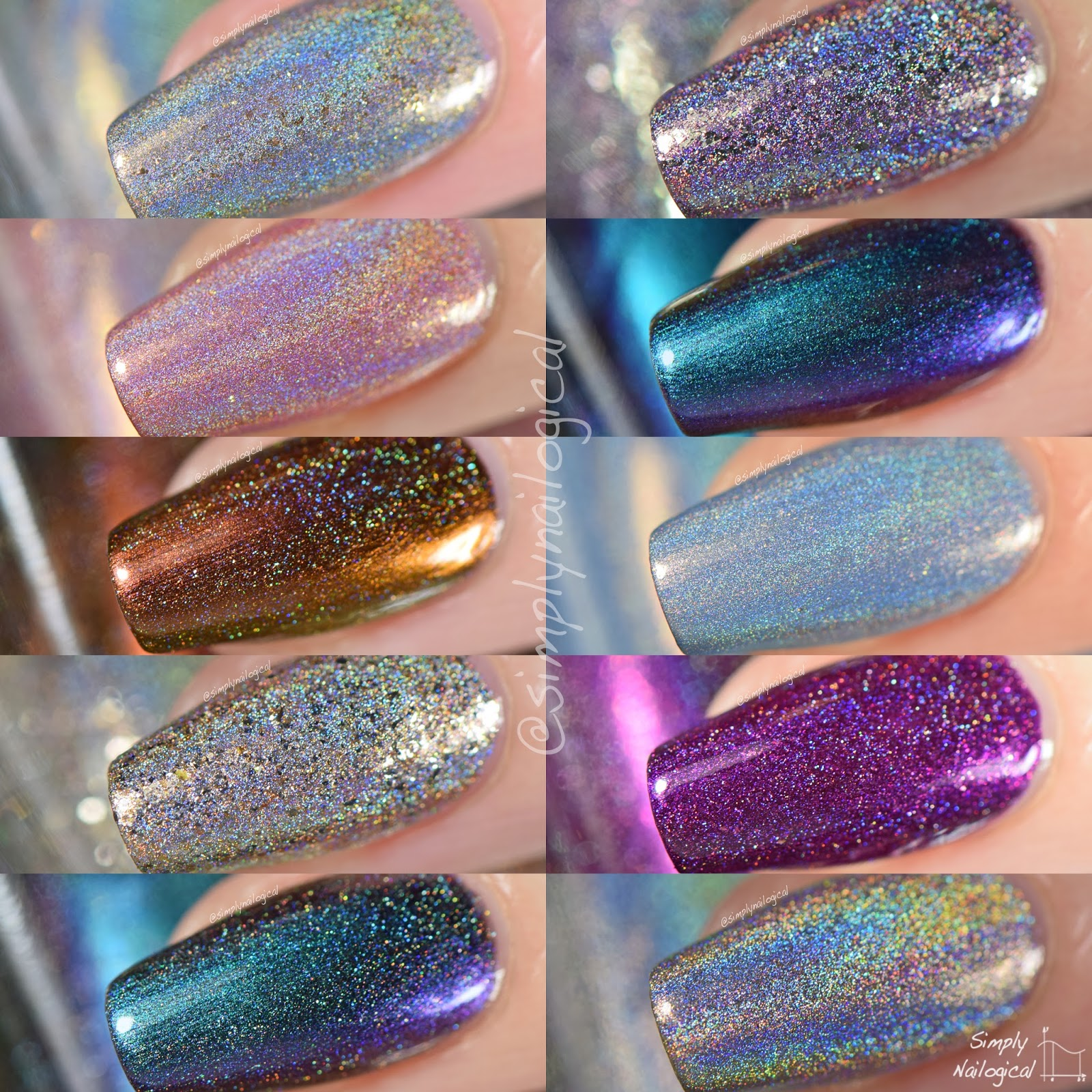 Simply Nailogical: I Love Nail Polish 2015 Spring Collection