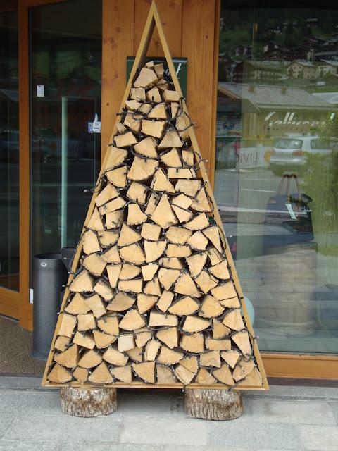 Alberi di Natale di legno - Make Me Feed