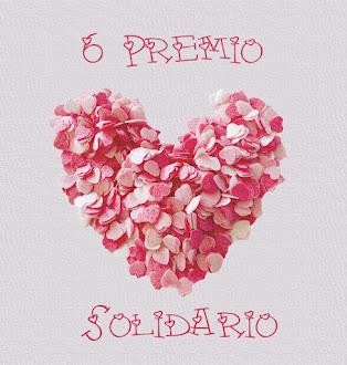 6º Premio Corazón Solidario