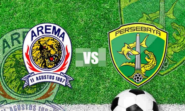 Arema vs Persebaya Semi-Final SCM Cup 2014